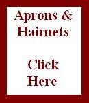 Aprons & Hairnets