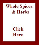 Whole Spices & Herbs