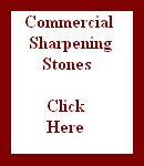 Commercial Sharpening Stones